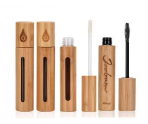 10ml bamboo lipstick tube