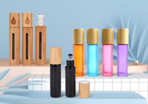 bamboo roller bottle
